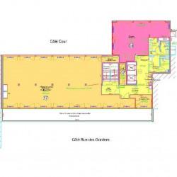 Location Bureau Neuilly-sur-Seine 2720 m²