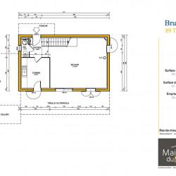 Maison  4 pièces + Terrain  400 m² Carros