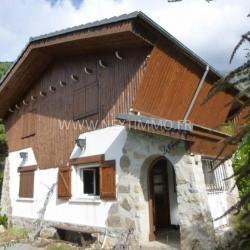 Chalet 102 m² Saint martin vesubie