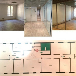 Location Bureau Paris 12ème 250 m²