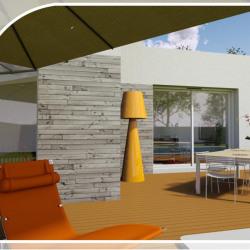 Maison  6 pièces + Terrain  150 m² Coubron