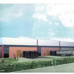 Vente Entrepôt Stains 2542 m²
