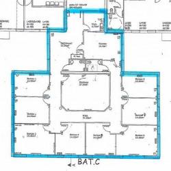 Location Bureau Ludres 266 m²