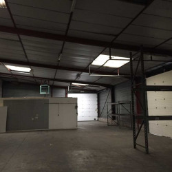 Vente Entrepôt Le Plessis-Pâté 770 m²
