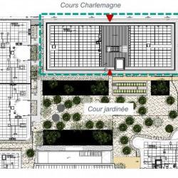 Location Bureau Lyon 2ème 6729 m²