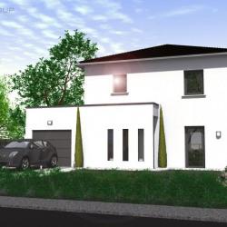 Maison  4 pièces + Terrain  341 m² St Etienne de St Geoirs