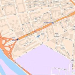 Location Bureau Boulogne-Billancourt 1265 m²