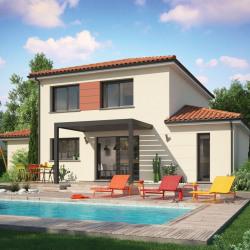Maison  4 pièces + Terrain  550 m² Saint-Pierre-d'Albigny