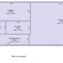 Location Local d'activités Saint-Laurent-de-Mure 5042 m²