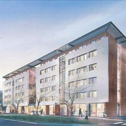 Location Bureau Grenoble 2589 m²