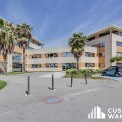 Location Bureau La Ciotat 100 m²