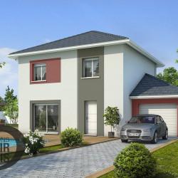Maison  5 pièces + Terrain  486 m² Gilly-sur-Isère
