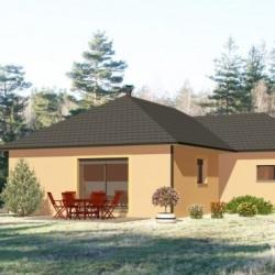 Maison  4 pièces + Terrain  560 m² Barjac