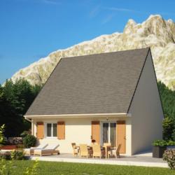 Maison  2 pièces + Terrain  912 m² Béganne