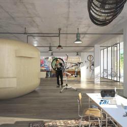 Vente Bureau Saint-Denis 155 m²