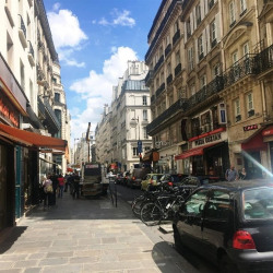 Cession de bail Local commercial Paris 1er 30 m²
