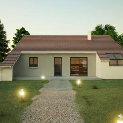 Maison  6 pièces + Terrain  800 m² Chalindrey (52600)