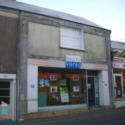 Location Local commercial La Pommeraye 114,64 m²