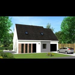 Maison   pièces + Terrain   m² Château-Thierry