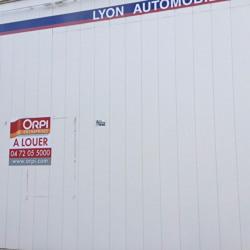Location Local commercial Villeurbanne 60 m²
