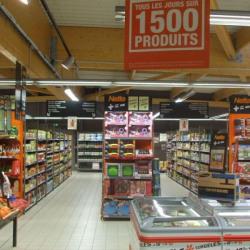 Location Local commercial Ploudalmézeau 930 m²