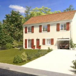 Maison  5 pièces + Terrain   m² Pussay