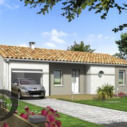 Maison  3 pièces + Terrain  245 m² Bassan