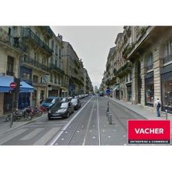 Cession de bail Local commercial Bordeaux 130 m²
