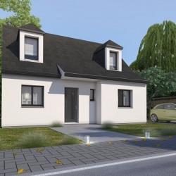 Maison  4 pièces + Terrain  1800 m² Dampierre-en-Bray