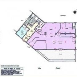 Location Bureau Ivry-sur-Seine 829 m²