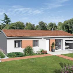 Maison  6 pièces + Terrain  636 m² Mottier