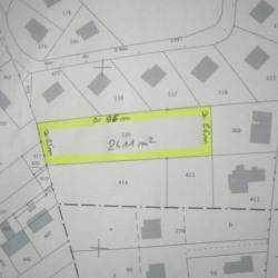 Vente Terrain Ciry-le-Noble 795 m²