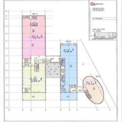 Location Bureau Lyon 2ème 492 m²