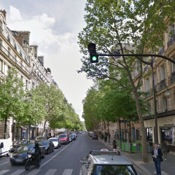 Location Local commercial Paris 16ème 76 m²