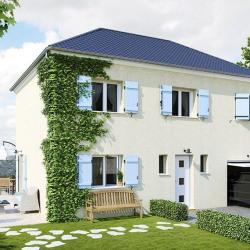 Maison  3 pièces + Terrain  1030 m² Jourgnac