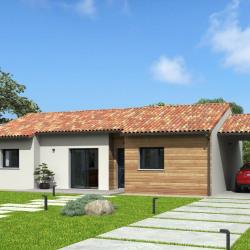 Maison  4 pièces + Terrain  418 m² Carpentras