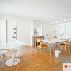 Location Bureau Paris 9ème 133 m²