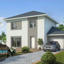 Maison  4 pièces + Terrain  423 m² Saint-Marcellin