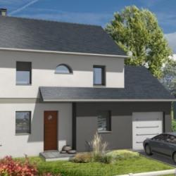 Maison  5 pièces + Terrain  219 m² Le Sel-de-Bretagne