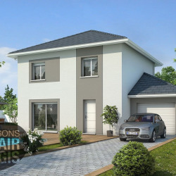 Maison  4 pièces + Terrain  715 m² Boëge