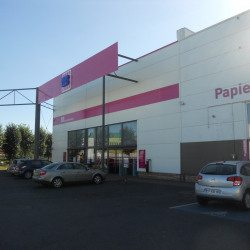 Location Local commercial Fayet 1354 m²