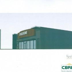 Location Local commercial Aubière 472 m²