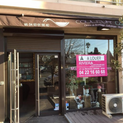 Location Local commercial Antibes 80 m²