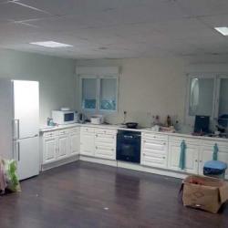 Location Bureau Ézanville 502 m²