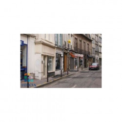 Location Local commercial Rouen 10,8 m²