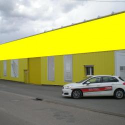 Location Local d'activités Saint-Germain-du-Puy 1798 m²