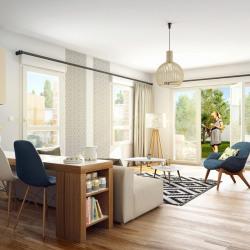 produit d'investissement Appartement 4 pièces Wasquehal