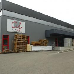 Location Local d'activités Veurey-Voroize 2035 m²