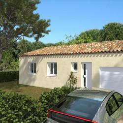 Maison  4 pièces + Terrain  385 m² Argeliers