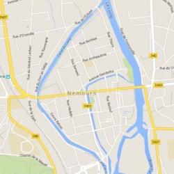 Location Local commercial Nemours 486 m²